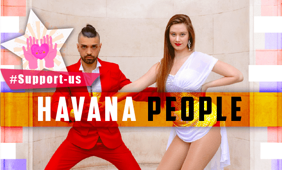 Havana People Support and Donate Cardiff