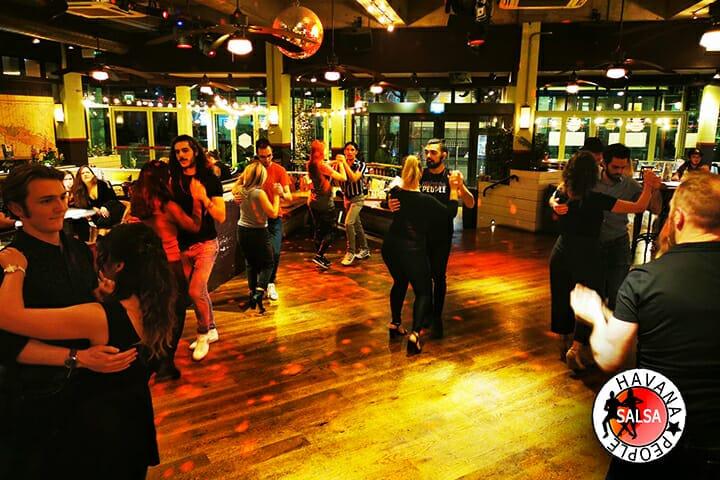 Havana People salsa dance class Rev de Cuba Calendar Beginners dance Cardiff