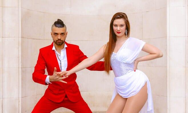 Salsa Dance and Bachata dance classes with Mariano and Rhian Havana People Salsa Wales