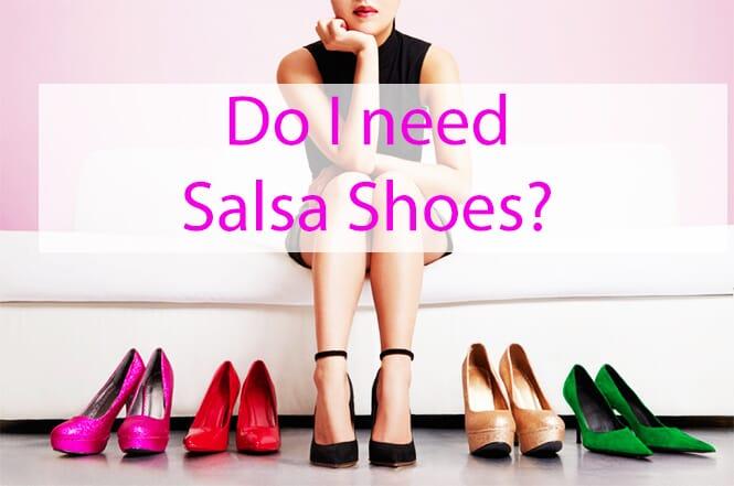 Do I need salsa shoes? Havana People dance