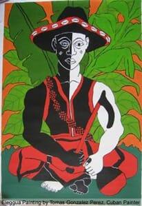 Elegua saint dance cuban salsa