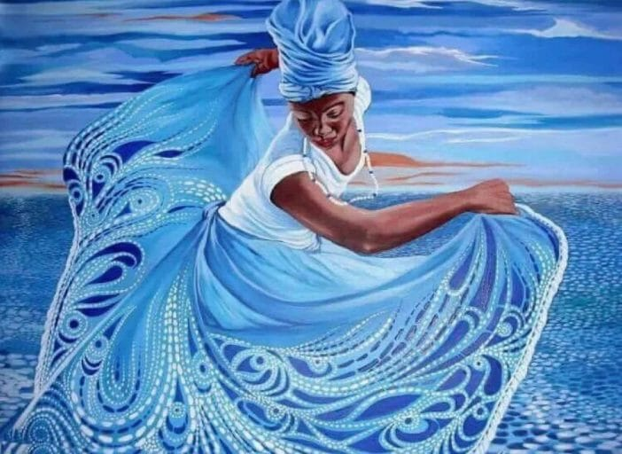 Yemaya Sea Goddess Cuba Salsa