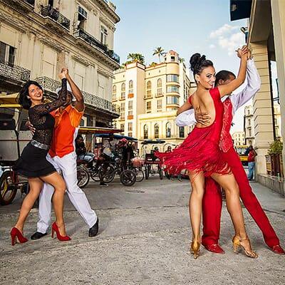 rueda de casino cuban salsa dance