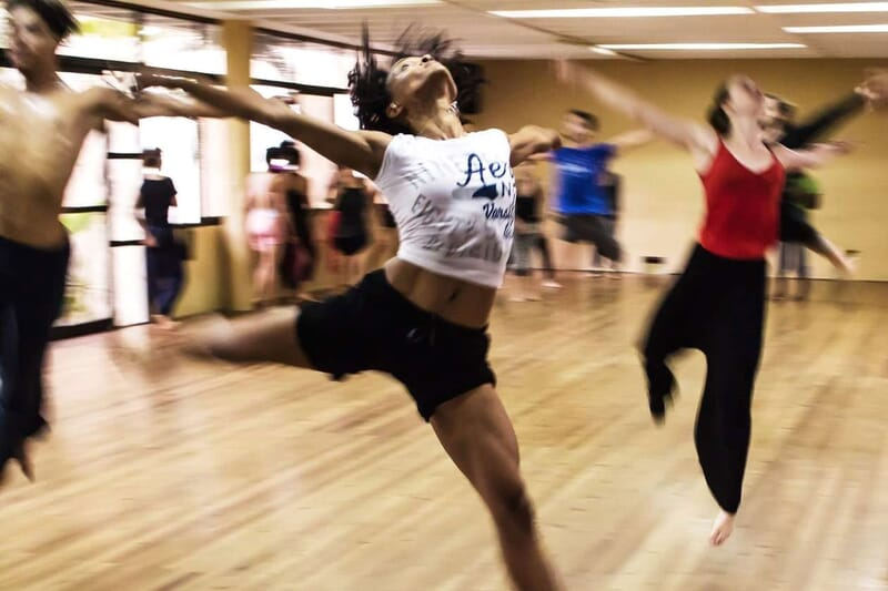dance community life changing
