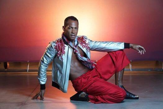 jhesus aponte, dance artist salsa choreographer