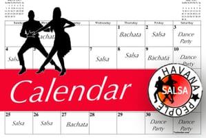 calendar havana people salsa bachata classes cardiff wales dance